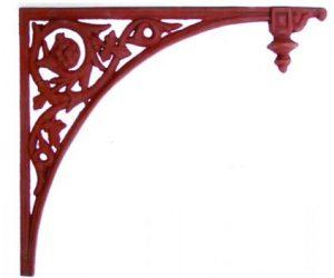 Cast Iron Lacework