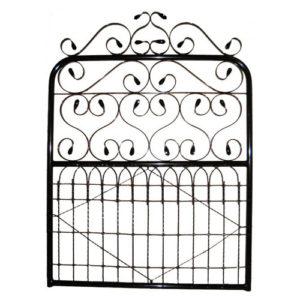 Woven Wire Gates