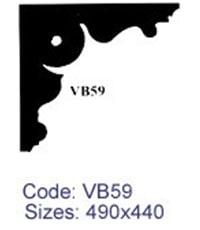 Code - VB59 Sizes - 490x440