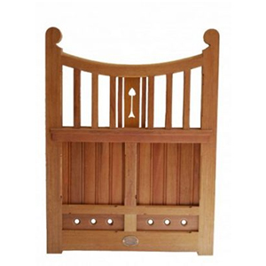 Feature Fence Gates