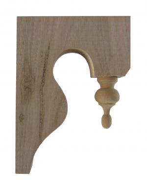 Eave Brackets and Decorations
